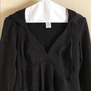 88e001e6ee Miss Sixty Dresses - Miss Sixty low cut hooded dress